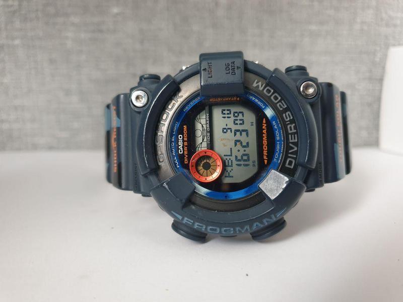 Часы наручные Casio Frogman GF8250CM Original - Фото 4