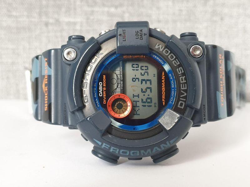 Часы наручные Casio Frogman GF8250CM Original - Фото 5