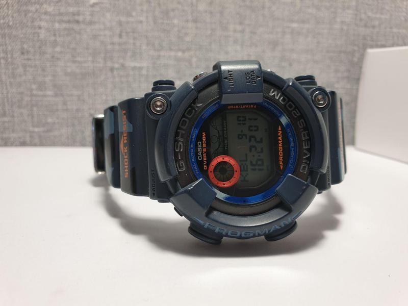 Часы наручные Casio Frogman GF8250CM Original - Фото 6