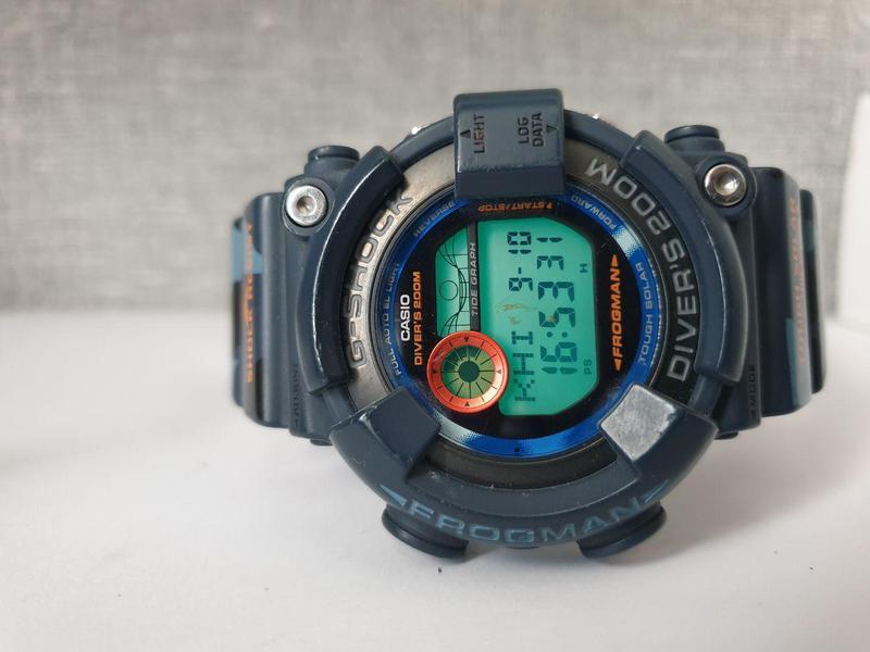 Часы наручные Casio Frogman GF8250CM Original