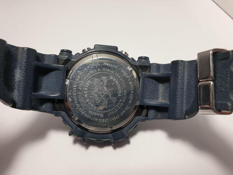 Часы наручные Casio Frogman GF8250CM Original - Фото 7