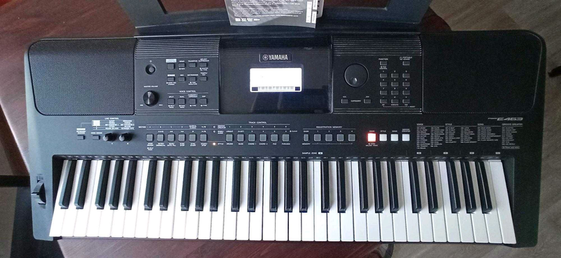 Синтезатор Yamaha PSR E463