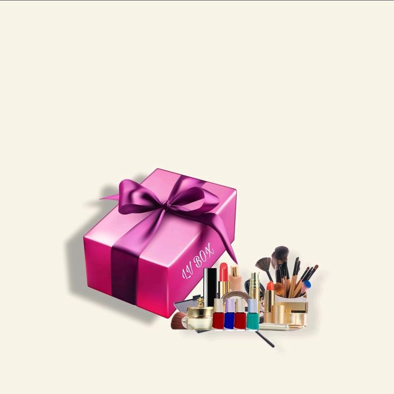 Surprise Lady Box