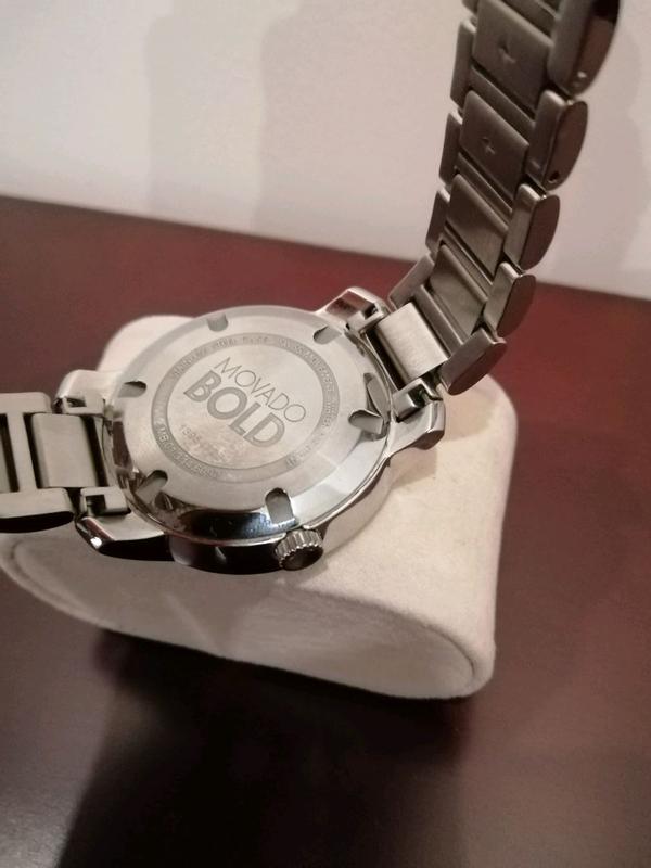 Жіночий годинник Movado Bold - Фото 4
