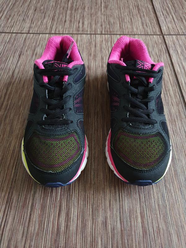 Яркие,  стильные, красивые кроссовки для девочки от karrimor - Фото 3