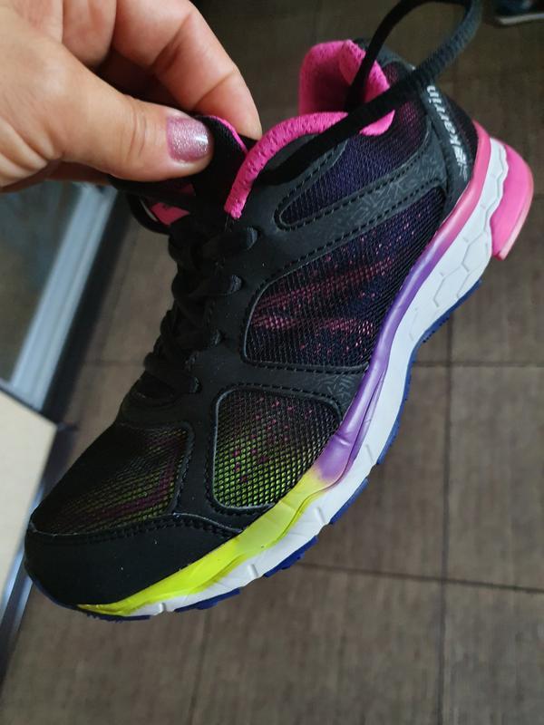 Яркие,  стильные, красивые кроссовки для девочки от karrimor - Фото 4