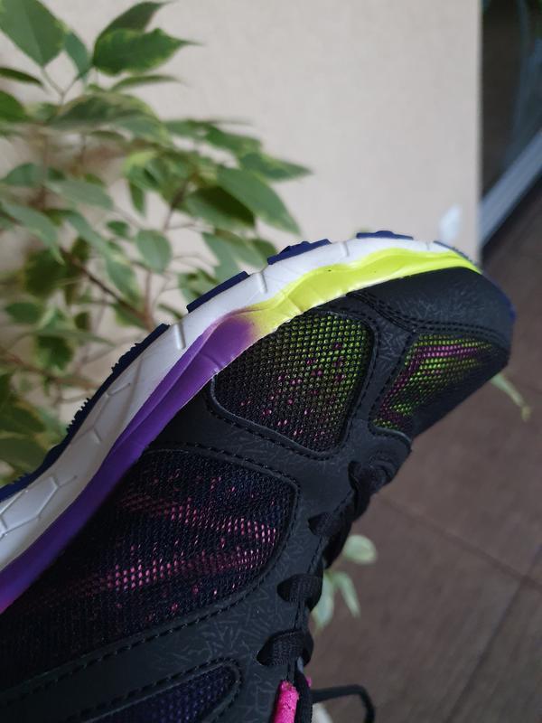 Яркие,  стильные, красивые кроссовки для девочки от karrimor - Фото 8