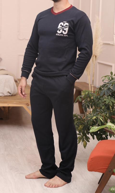 Мужские пижамы интерлок