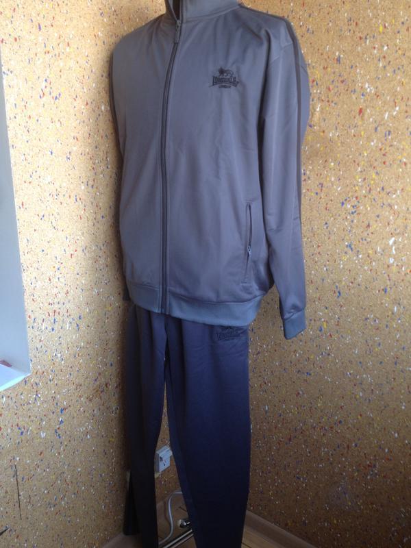 Качественный спортивный костюм lonsdale track mens 100% оригин... - Фото 4