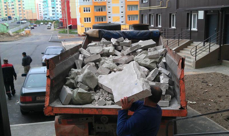 Вывоз строительного мусора, Вывоз хлама, Вывоз бытового мусора - Фото 5