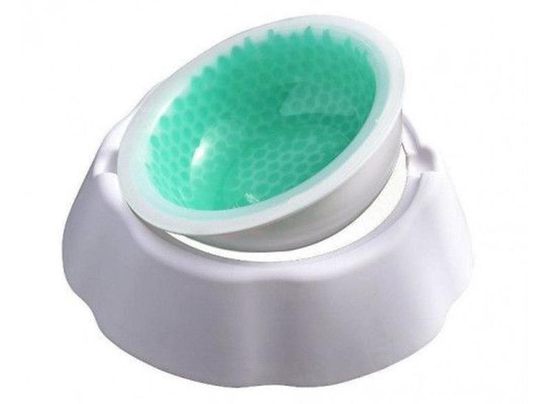 Охлаждающая миска для воды для домашних питомцев с охлаждающим