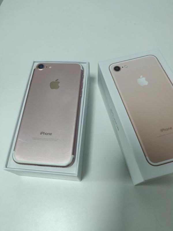 IPhone 7 32Gb Rose Gold / Висит на активации после обновления - Фото 2