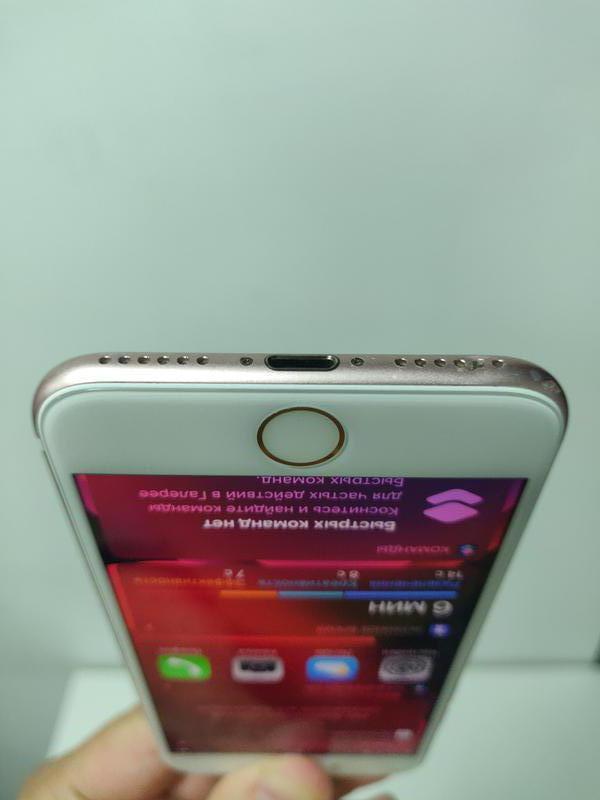 IPhone 7 32Gb Rose Gold / Висит на активации после обновления - Фото 3
