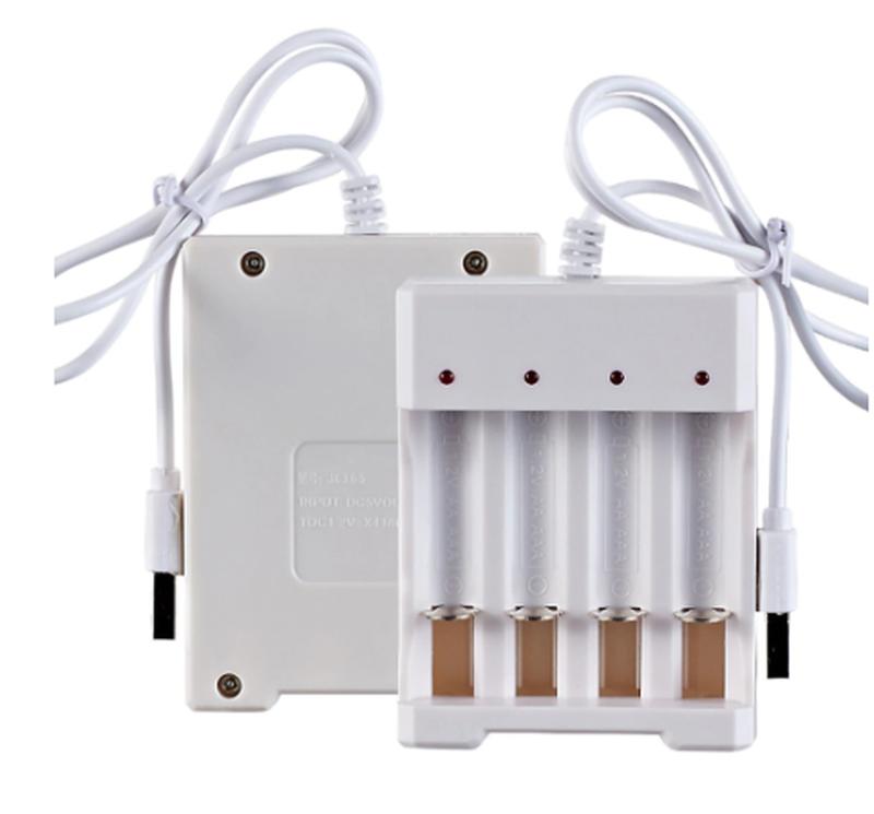 Аккумуляторная батарея PKCELL Ni-mh AAА 1000 mAh с зарядкой. - Фото 20