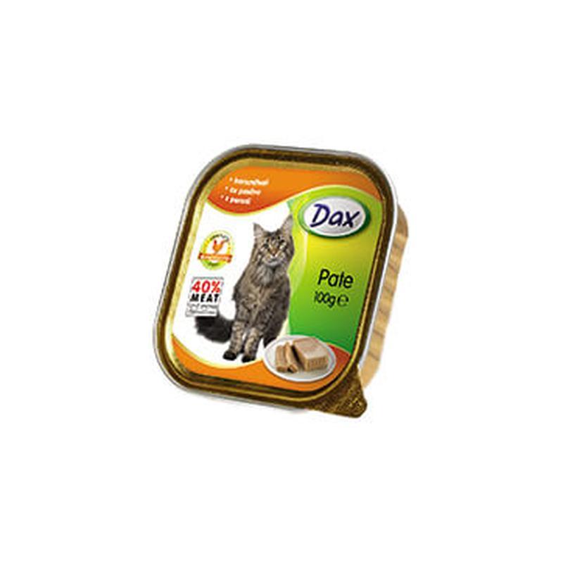 Венгерский Паштет для кошек Дакс Птица