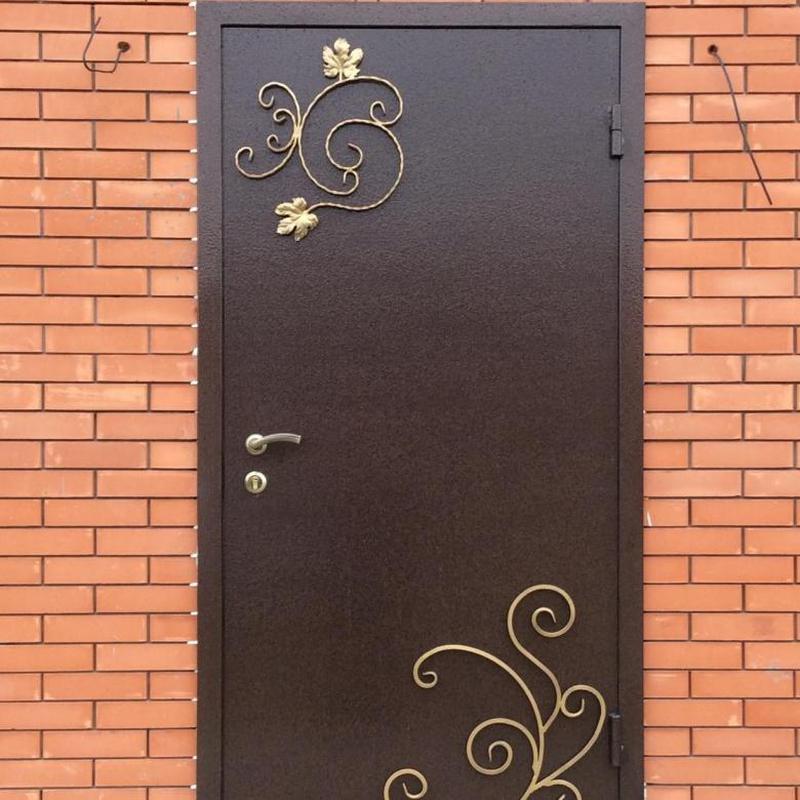 Кованые двери - Фото 3