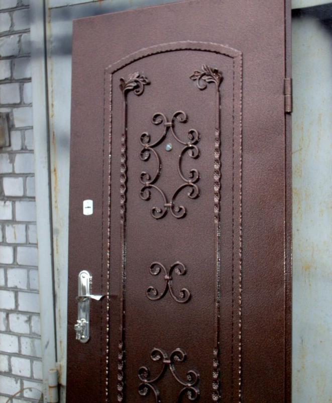 Кованые двери - Фото 7