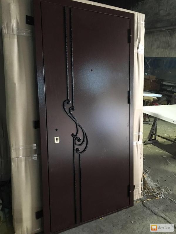 Кованые двери - Фото 8