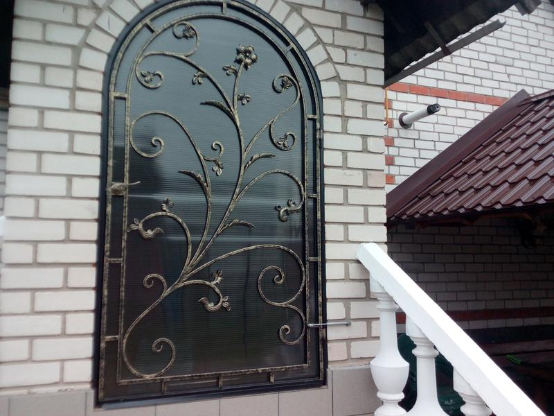 Кованые двери - Фото 14