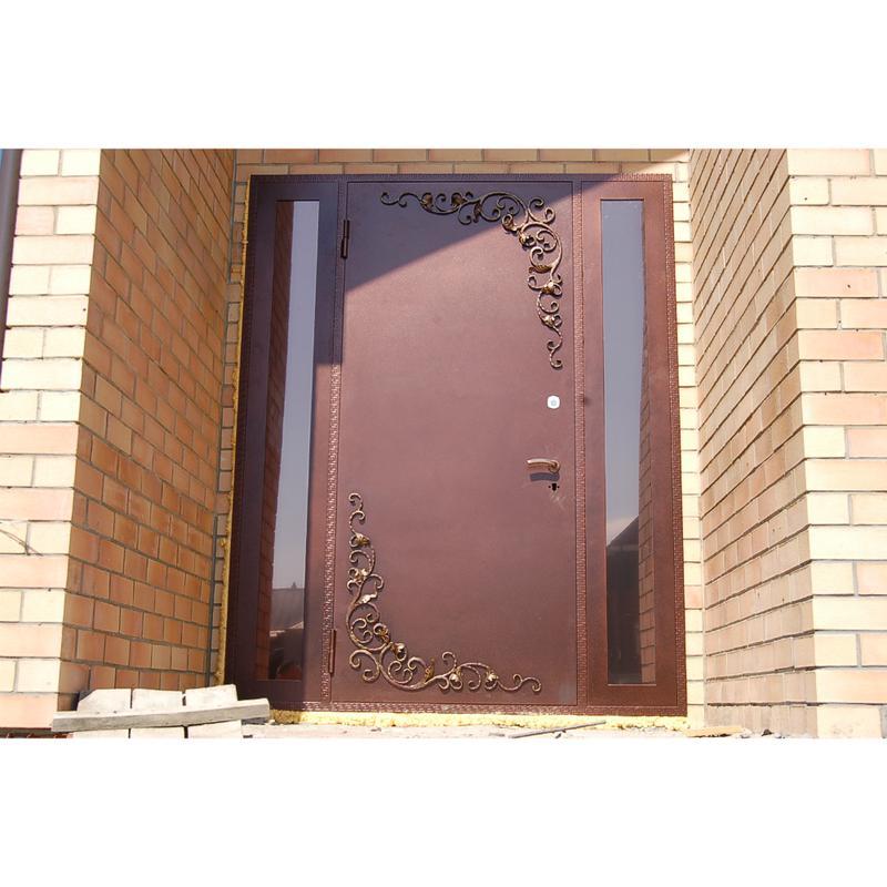 Кованые двери - Фото 15