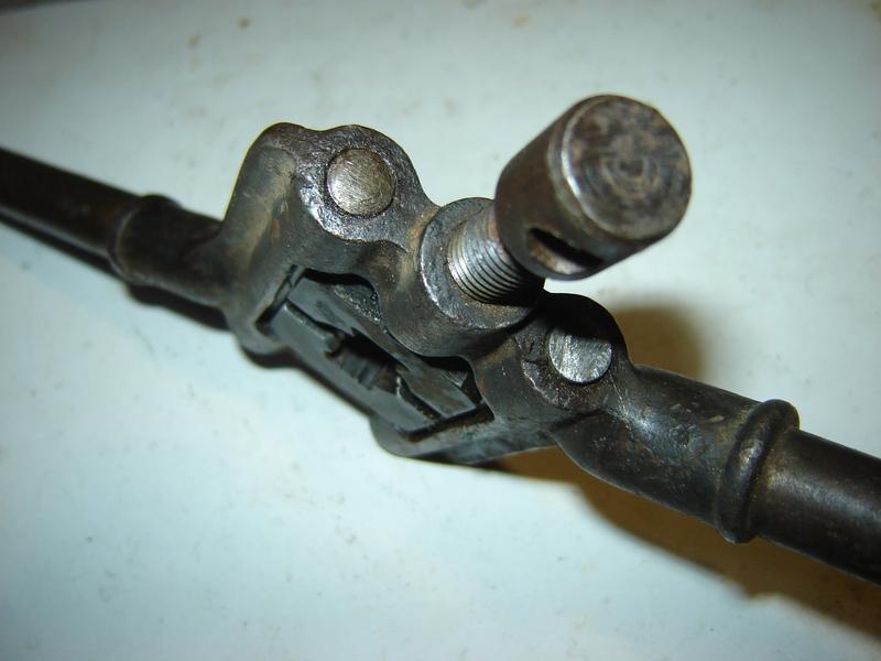 Косой клупп №3 с призматическими раздвижными плашками М12, СССР - Фото 5