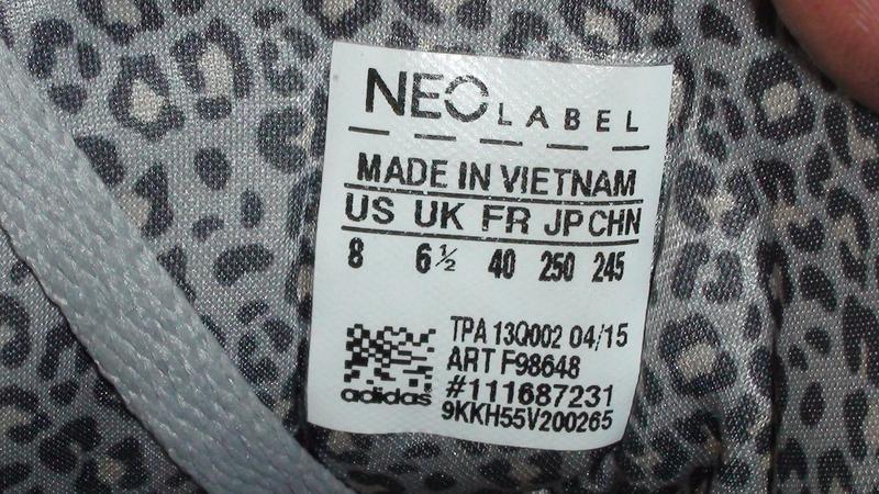 Adidas neo label- замшеві снікерси. р- 40.(25см). - Фото 4