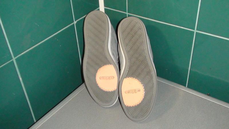 Adidas neo label- замшеві снікерси. р- 40.(25см). - Фото 5