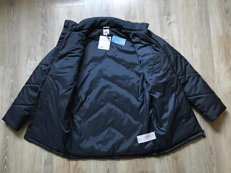 Мужская зимняя куртка umbro manchester city fc - Фото 3