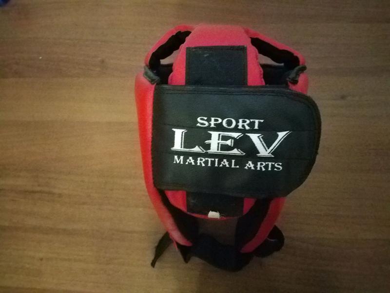 Боксёрский шлем