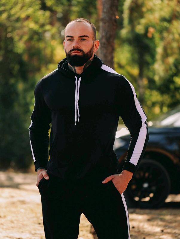 Мужской спортивный костюм Асос - Фото 3