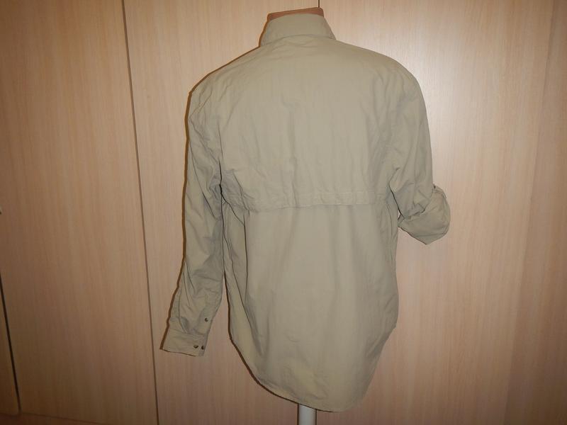 Трекинговая рубашка crane p.50 - Фото 2