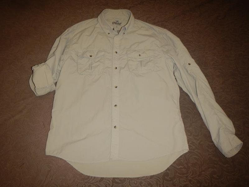 Трекинговая рубашка crane p.50 - Фото 3