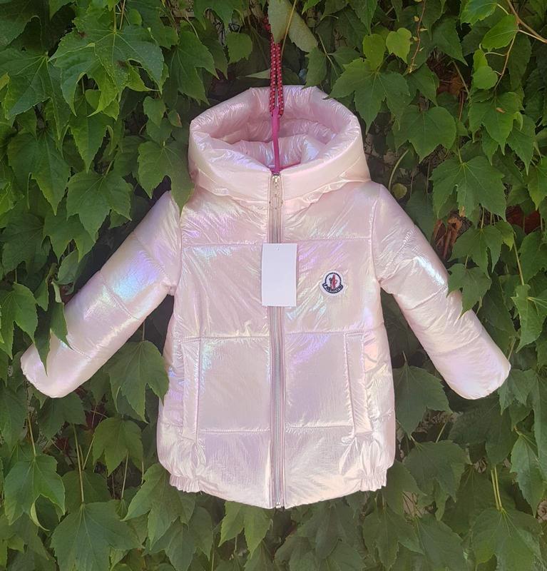 Демисезонные куртки для девочки утеплитель синтепон