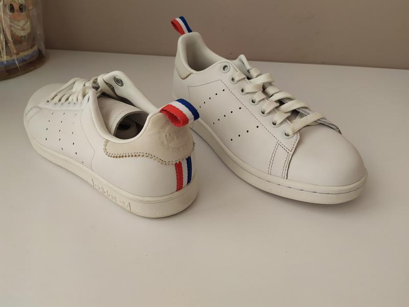 Красовки art bd7433 adidas stan smith original 38 розмір 24,5 ... - Фото 4