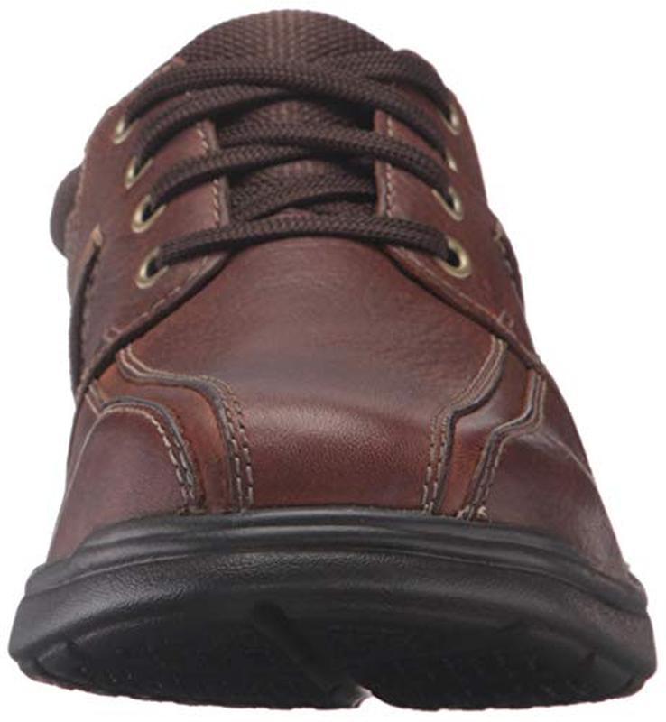 Туфли мужские ,демисезонные кроссовки clarks , кожаные, оригинал