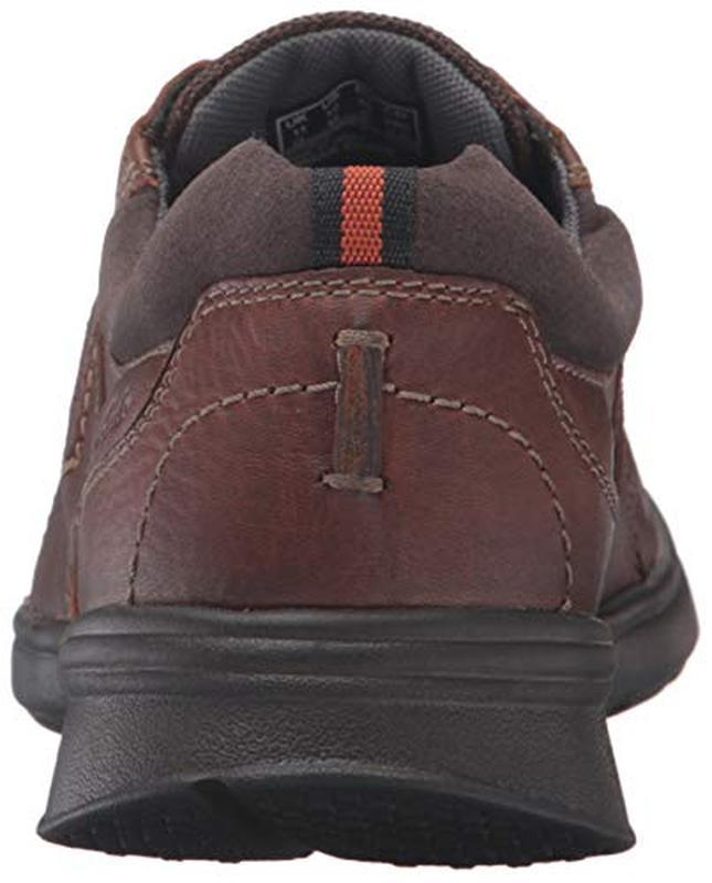 Туфли мужские ,демисезонные кроссовки clarks , кожаные, оригинал - Фото 2