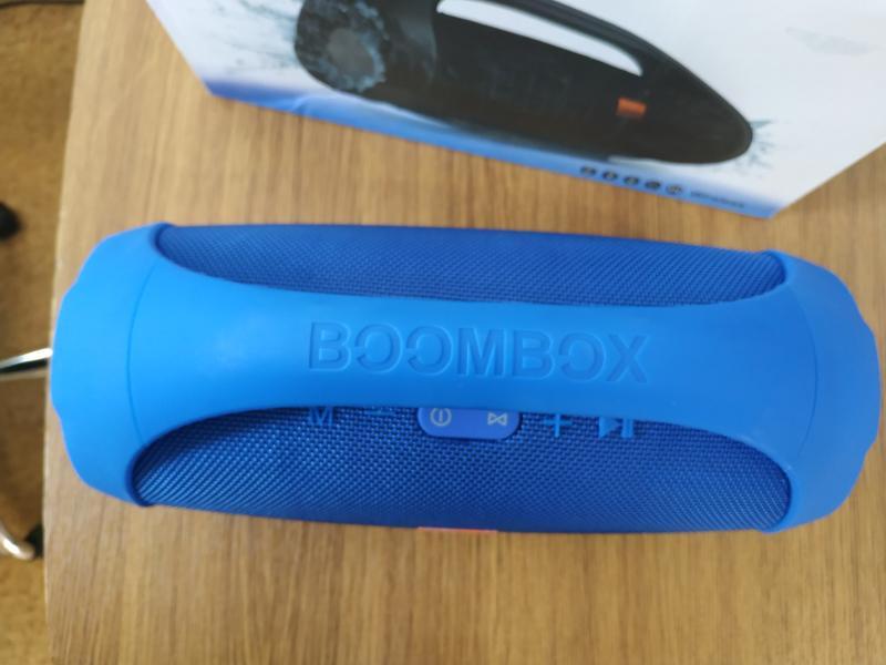 Портативная колонка JBL Boombox - Фото 2