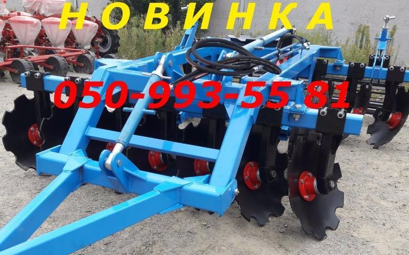 Борона НАВЕСНАЯ прицепная 1.8 (2.1-2.4-2.8-3.1) для трактора Т...