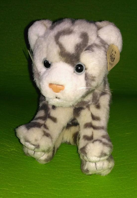 Леопард WWF Anna Club Plush