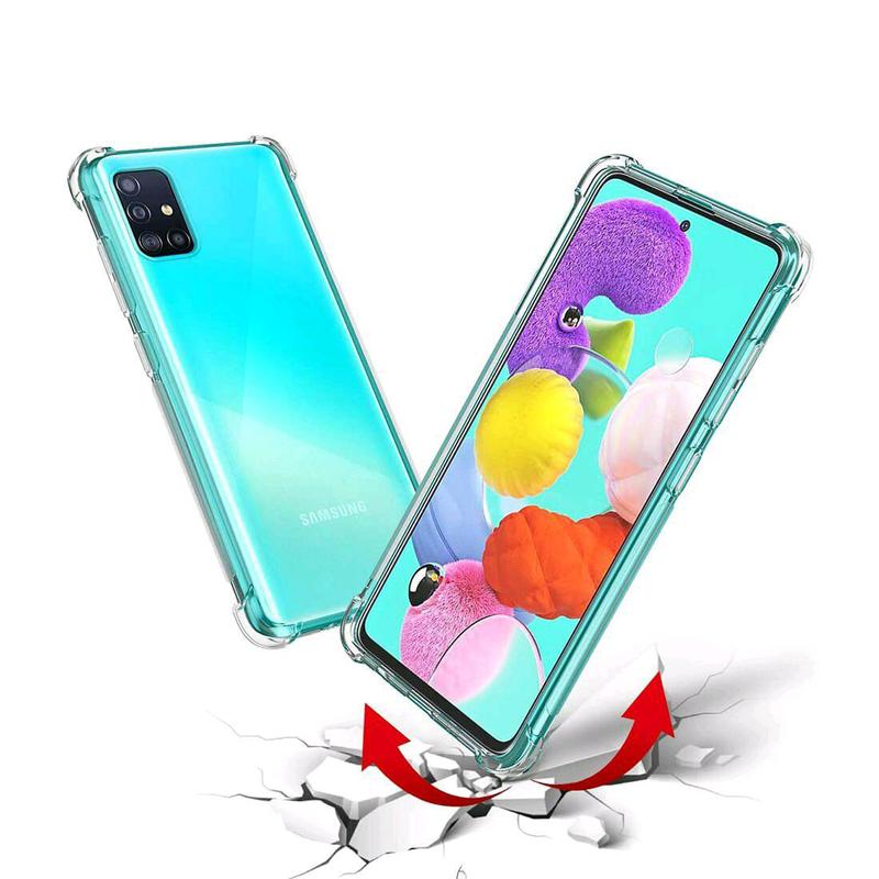 Противоударный Чехол Shockproof Samsung A01 A015