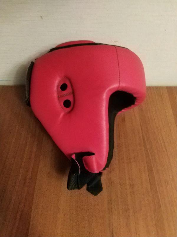 Боксеркий шлем - Фото 3