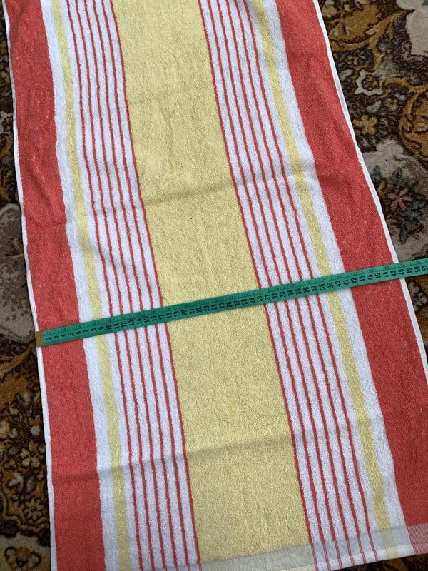 Советское махровое полотенце - Фото 3