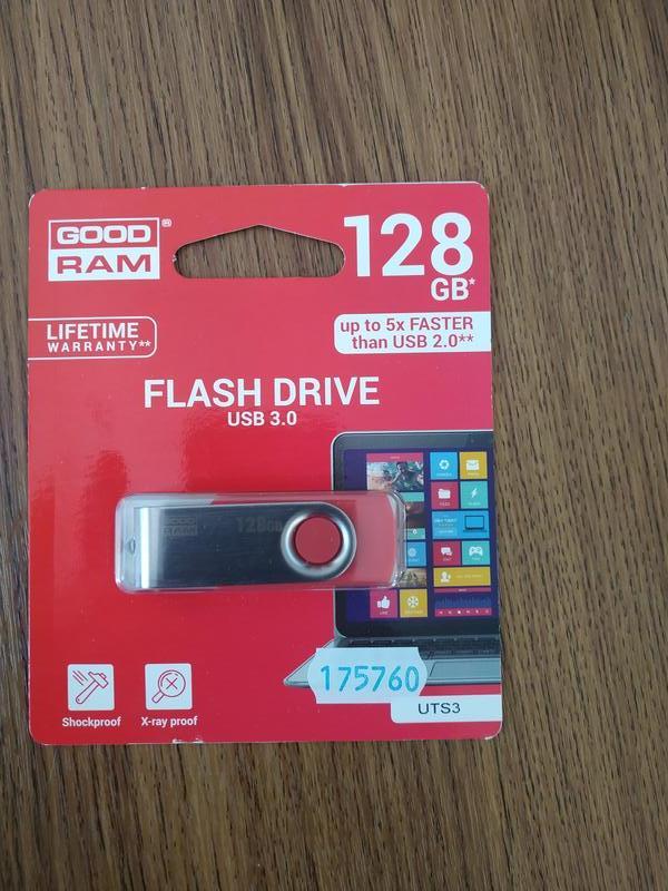 USB flash drive GoodRam 128 Gb