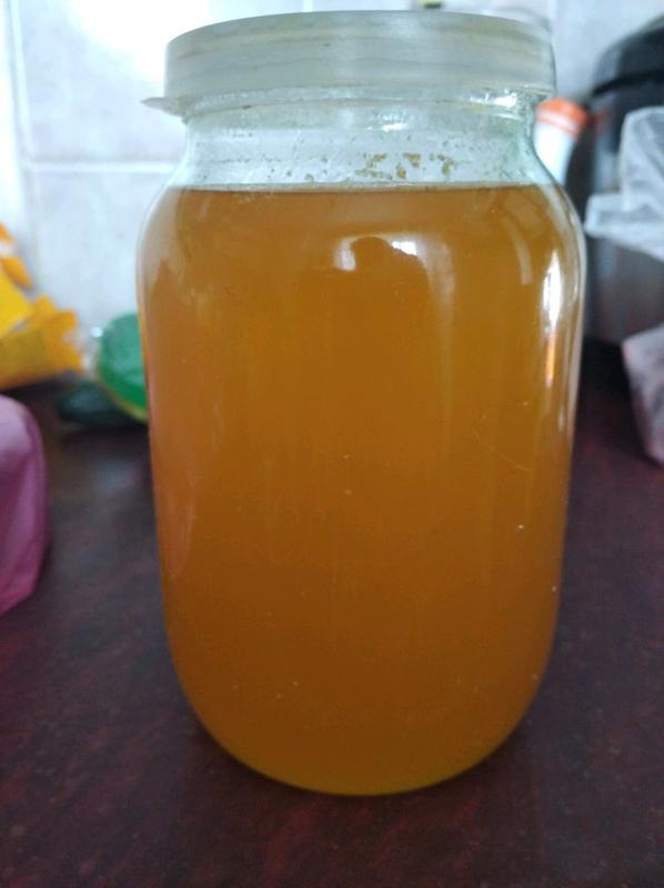 Мед з соняшника