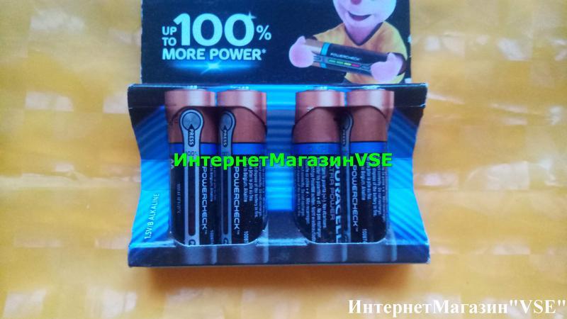 Батарейки Duracell Ultra Power 1.5В MX1500-LR6 AA 4шт ПАЛЬЧИКОВЫЕ - Фото 3