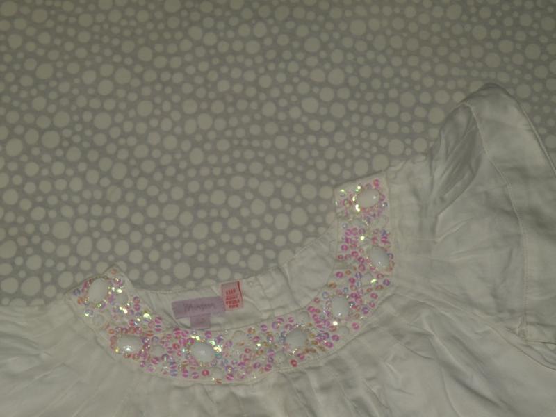 Нарядная блузка 5-6 лет - Фото 2