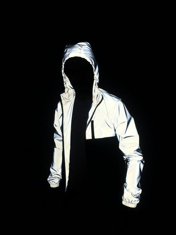 Светоотражающая куртка (весна, осень) - Фото 4