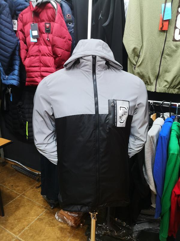 Светоотражающая куртка (весна, осень) - Фото 6