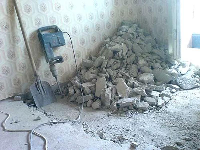 Демонтаж старых домов, ветхих зданий.Демонтаж плитки,стяжки,стен. - Фото 7