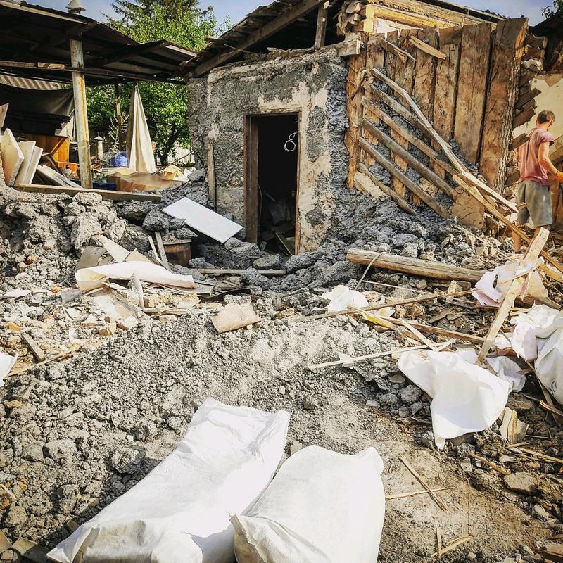Демонтаж старых домов, ветхих зданий.Демонтаж плитки,стяжки,стен. - Фото 3